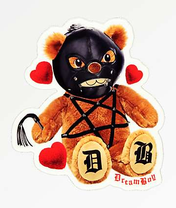 Dreamboy Teddy Sticker