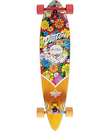 """Dusters Blossom 37"""" Longboard Complete"""