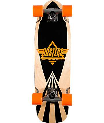 """Dusters Cazh Natural 27""""  Complete Cruiser Skateboard"""