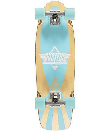 """Dusters Cazh azul cielo 28.5"""" cruiser completo"""