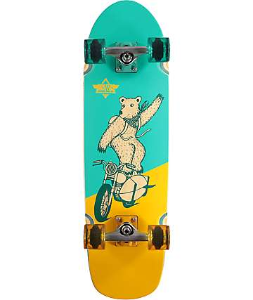"""Dusters Derby 31"""" cruiser completo"""