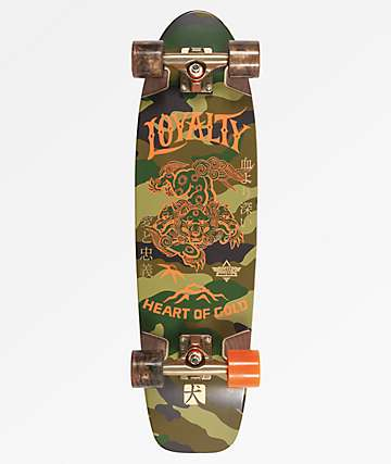"Dusters Inu 30"" Cruiser Complete Skateboard"