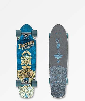 "Dusters Jack 31"" cruiser completo de skate"