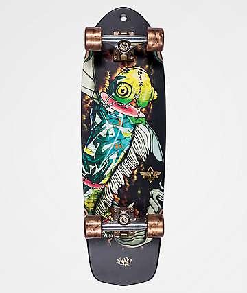 """Dusters Koi 29"""" Cruiser Complete Skateboard"""