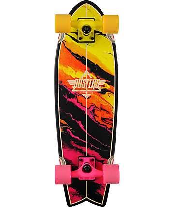 """Dusters Kosher Sunset 28""""  Cruiser Complete Skateboard"""
