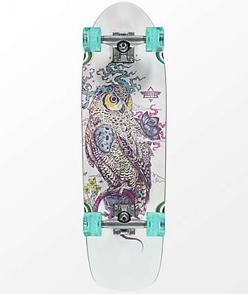 "Dusters Regrowth 29.5"" Cruiser Skateboard Complete"