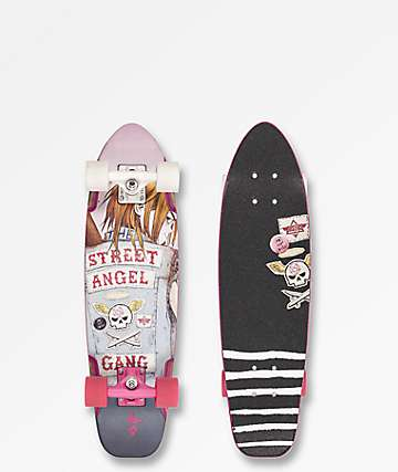 "Dusters x GN4LW Bird Street Angel 27"" Cruiser Complete"