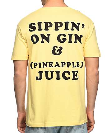 Duvin Design Gin & Juice Banana T-Shirt