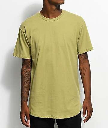 EPTM. 2.0 OG Vintage Military Green Elongated T-Shirt