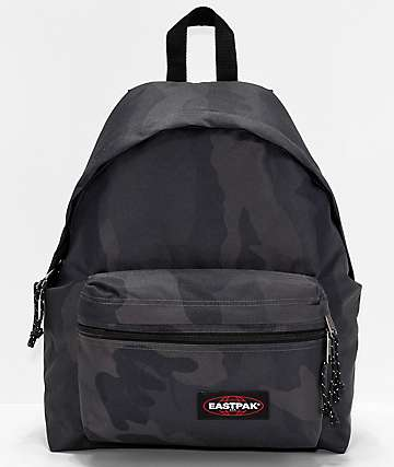 Eastpak Padded Zippl'r Black Camo Backpack