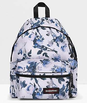 Eastpak Padded Zippl'r Romantic White Backpack