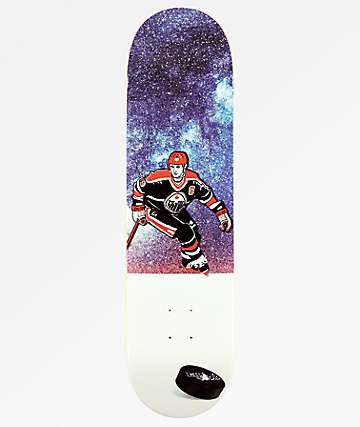 "Eh-Ok Milky W-Eh 8.25"" Skateboard Deck"