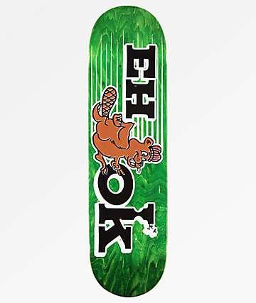 "Eh-Ok Speedy Logo 8.5"" Skateboard Deck"