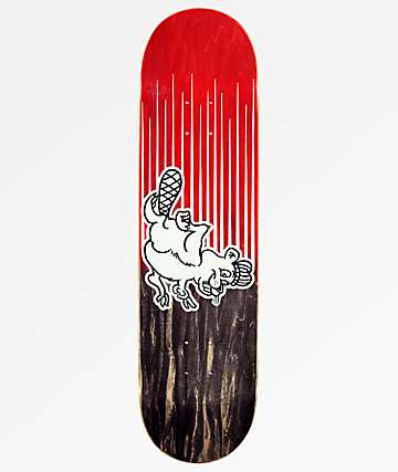 "Eh-Ok Speedy The Beaver 8.25"" Skateboard Deck"
