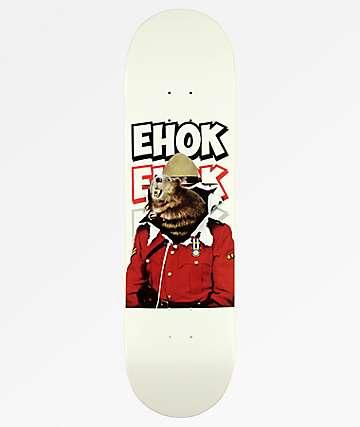 "Eh-Ok Torn Apart 8.375"" Skateboard Deck"