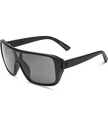 Electric Blast Shield gafas de sol en negro y gris
