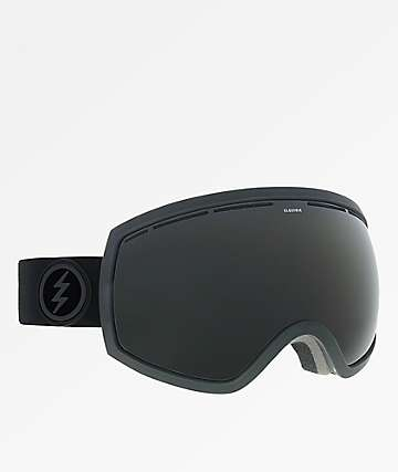 Electric EG2 All Black Snowboard Goggles