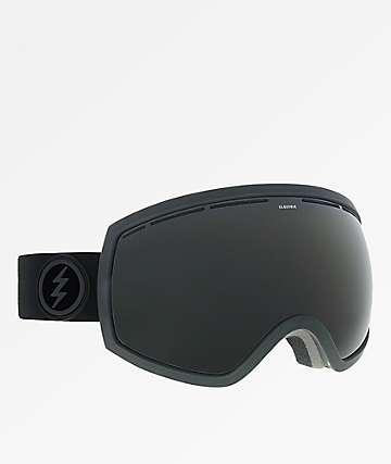 Electric EG2 gafas de snowboard en negro