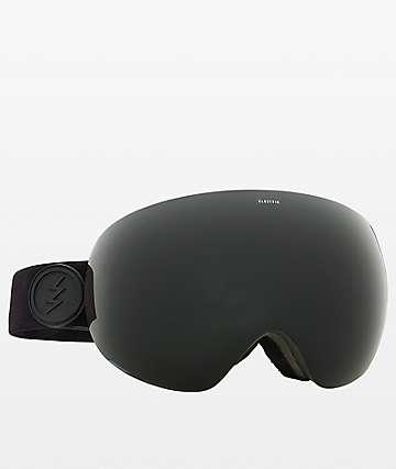 Electric EG3 Matte Jet Black Snowboard Goggles