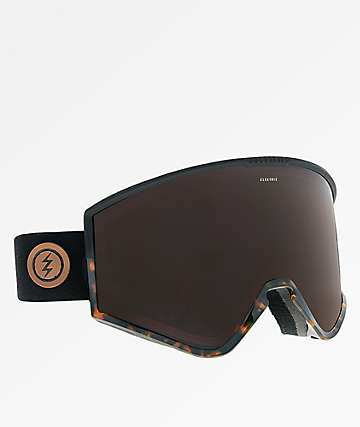 Electric Kleveland Darkside gafas de snowboard de carey