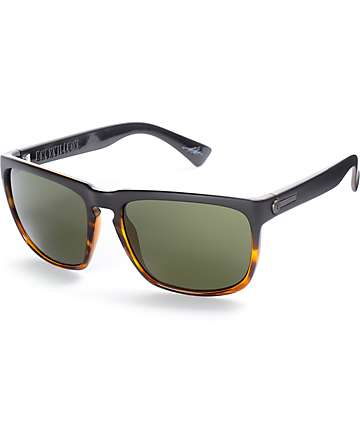 Electric Knoxville XL Darkside Tortoise Sunglasses