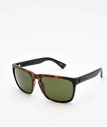 Electric Knoxville XL Tortoise Burst Sunglasses