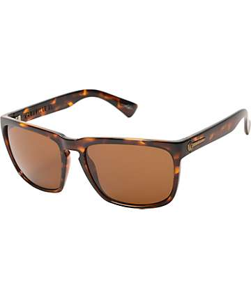 Electric Knoxville XL Tortoise Sunglasses