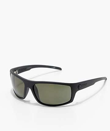 Electric Tech One gafas de sol polarizadas en negro mate y gris