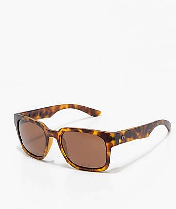 Electric Zombie S Matte Tortoise & Bronze Sunglasses