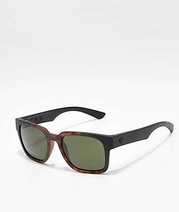 Electric Zombie Tortoise Burst Sunglasses