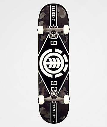 "Element 8.0"" Bark Camo completo de skate"