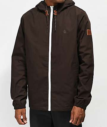 Element Alder Chocolate chaqueta