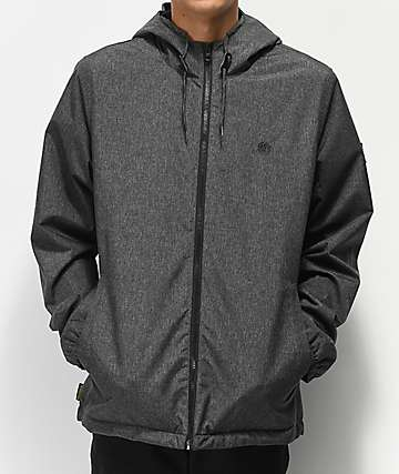 Element Alder Flint Black Heather Jacket