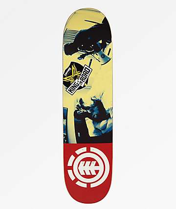 "Element Bam Wake Up KOTR 8.0"" Skateboard Deck"