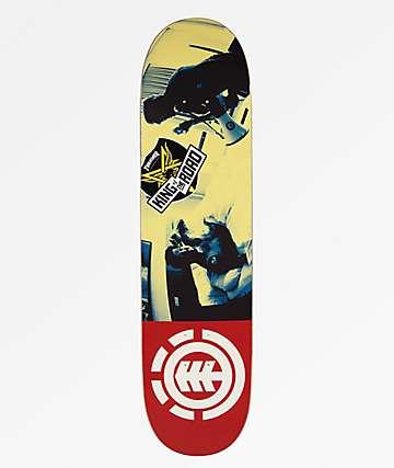"""Element Bam Wake Up KOTR 8.0"""" Skateboard Deck"""