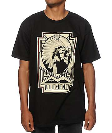 Element Bear Chief camiseta