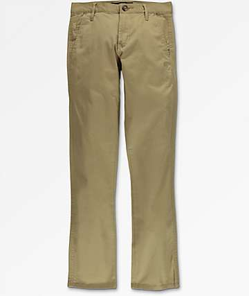 Element Boys Howland Classic Khaki Pants