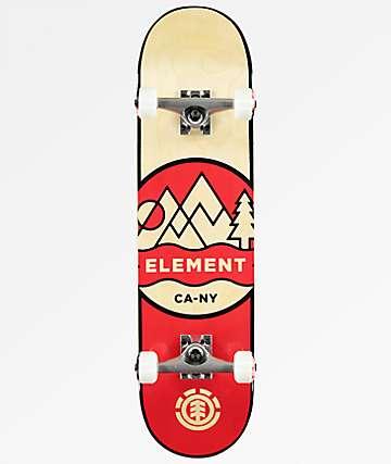 "Element Cones 8.0"" Skateboard Complete"