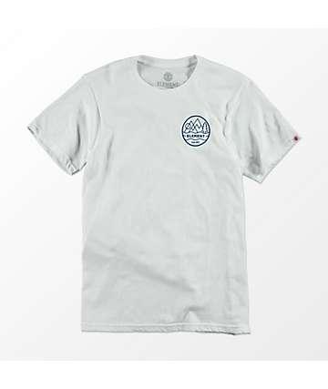 Element Cones camiseta blanca para niños