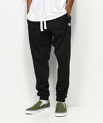 Element Cornell Flint Black Sweatpants
