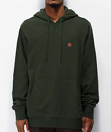 Element Cornell Olive Hoodie