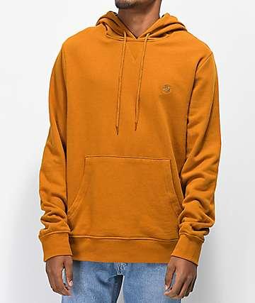Element Cornell sudadera dorada con capucha