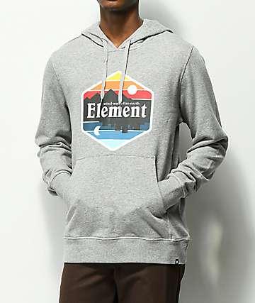 Element Dusk Grey Hoodie