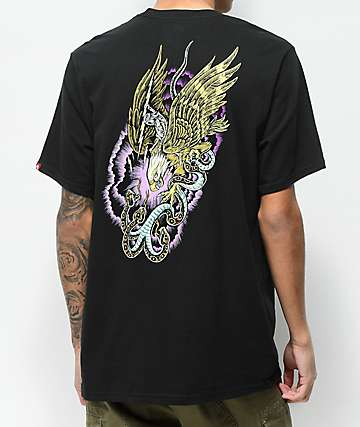 Element Eagle Survival Black T-Shirt