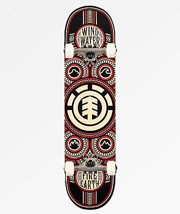 Element Engraved 7.75 Skateboard Complete