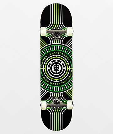 "Element Eternal 7.7"" Skateboard Complete"