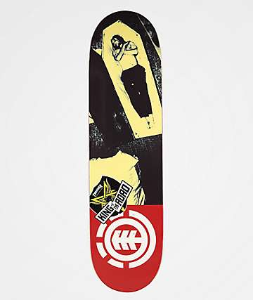 "Element Evan Coffin KOTR 8.25"" Skateboard Deck"