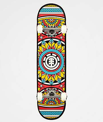 Element Feather 7.75 Skateboard Complete