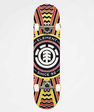 Element Golden Hour 7.75 Skateboard Complete