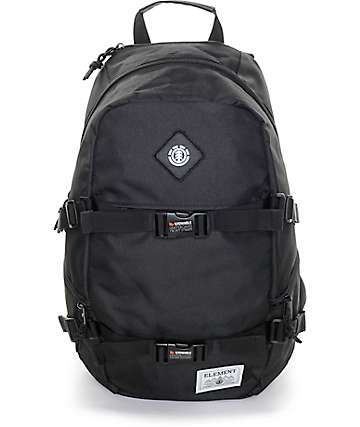 Element Jaywalker Flint Black 25L Backpack